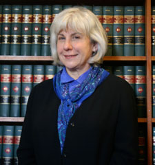 Photo of Marisa Temple in her law office